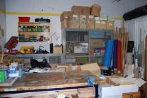 Construction atelier