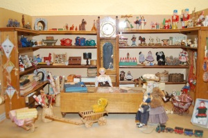 miniature toy shop